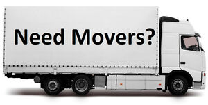 Need Fast and Reliable Movers?