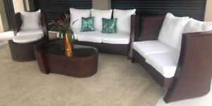 Cane Indoor / Outdoor Lounge GC