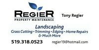 HIRING! Landscaping & property maintenance
