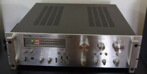 Rotel RA-2030 Stereo Class AB Integrated DC Amplifier (1978)
