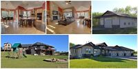 Stunning Acreage south of Rocky Mountain House