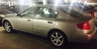 2003 Infiniti G35,Fully Loaded, Brand New Winter Tires, Etested!