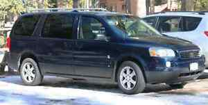 2007 Saturn Relay Minivan