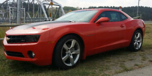 2012 Chevrolet Camaro 1LT RS Coupe-PRICED to SELL $3K of Extras