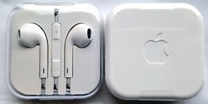 100% original Apple brand new iphone 5 6 earphone