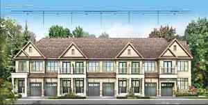 Townhouse to be built for Sale (just North of Newmarket)