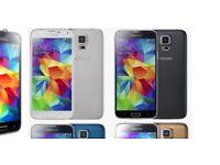 Wanted Samsung galaxy S5