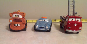 Disney cars toys ( set of 3)