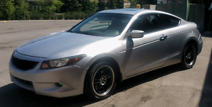 Clean 2008 Accord EX-L  Coupe  (276hp V6)