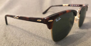 Ray-Ban Clubmaster: foldable