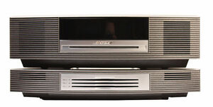 Bose Wave System and multi CD changer