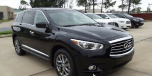 Infiniti JX 35  2013 Excellent condition and great price