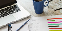 Small business bookkeeping and Income Tax Prep