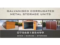 Metal garages/sheds storage