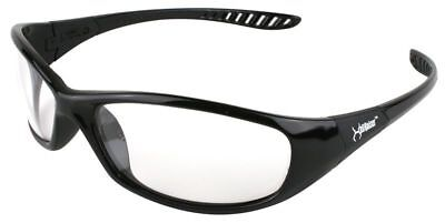 KleenGuard Hellraiser Safety Glasses Work Eyewear Clear Anti-Fog Lens ANSI Z87