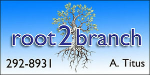 Root to Branch Lawn & Yard Services