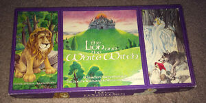 The Lion,The Witch and The Wardrobe Board Game (1983) RARE!!!