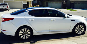 2013 Kia Optima SX Turbo Other