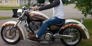Nice bike for short and long drive