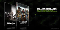 Bullets or Blades : Rainbow Six Siege Assassin's Creed Syndicate