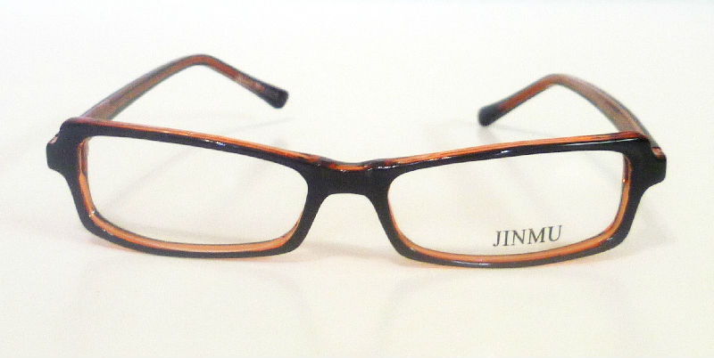 50-18-140 Rectangle/Cat Eye Eye Glasses Prescription Frame -3-Colors-Retail $129
