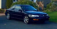 1999 Acura CL Coupe (2 door)