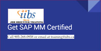 Get Certified in SAP MM (Material Management) Training!!!