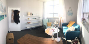 Psychotherapy office space available