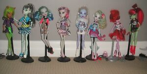Monster High dolls, puzzles and more