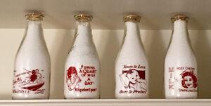 Looking to buy kingsville dairy milk bottles