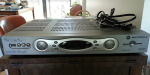 PVR: Motorola DCT6416 III  for a handy person