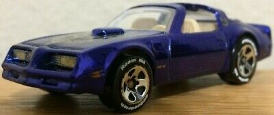 Hot Wheels Classics Series 2 #24/30 Hot Bird 1:64 Model--Spectraflame Blue