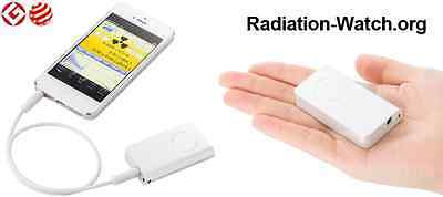 Radiation Detector-pocket Geiger Type 4 For Ios-turn Ios To A Radaition Detector