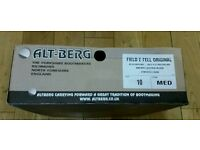 Altberg Field and Fell boots sz10