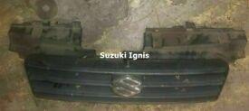 Suzuki Ignis Front Bumper Grille 2003