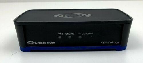 Crestron | CEN-IO-IR-104 | Wired Ethernet Module W/ 4 IR Ports