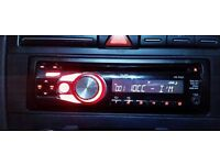 JVC CAR CD/MP3 STEREO