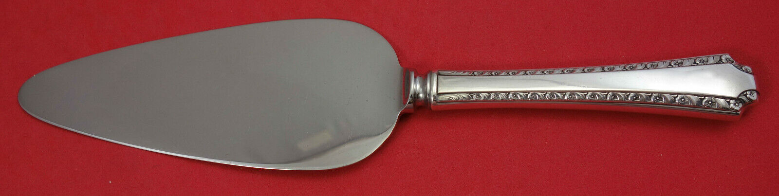 Madison by Wallace Sterling Silver Pie Server HH wStainless Custom 10 12