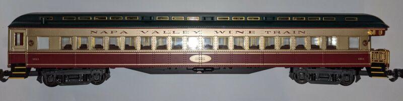 Aristocraft 31432 Standard Heavyweight Wine Train -- Napa Valley