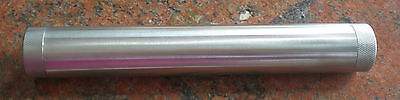 Tube150mm Long 25mm Od Threaded Ends Stainless 5004272-001