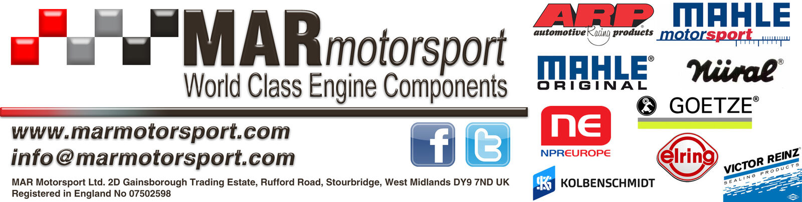 MAR motorsport Ltd