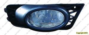 Fog Light Passenger Side Sedan High Quality Honda Civic 2009-2011