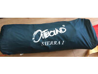 Outbound Sierra 1 two-man tent