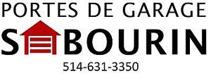 PORTES DE GARAGE - OUVRE PORTES -  REPARATION & INSTALLATION West Island Greater Montréal image 1