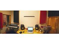 Music Studio Timeshare