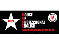 ENGLISH CLASSES - GENERAL , IELTS and CAMBRIDGE EXAMINATIONS.