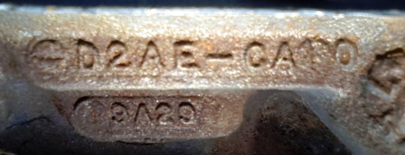 Ford 351 Cleveland V8 | Engine, Engine Parts & Transmission