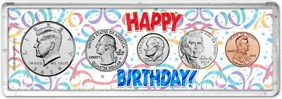 Happy Birthday Coin Gift Set, 2019 (Birthday Coin Set)