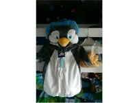 18-24 baby penguin dress up
