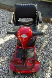 Rascal taxi 4 4mph mobility scooter excellent condition